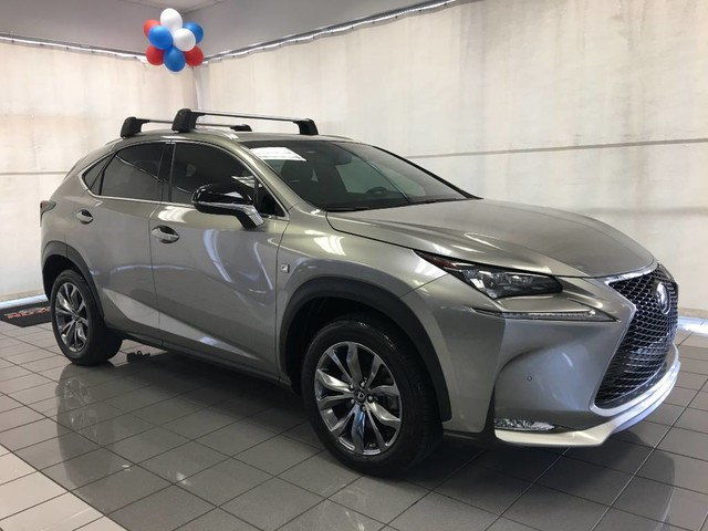 Pre Owned Lexus >> Pre Owned 2016 Lexus Nx 200t F Sport Front Wheel Drive Suv